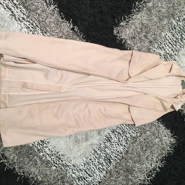 Sheike Rope Sleeveless Jacket