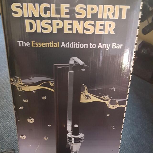 Single Spirit Dispenser