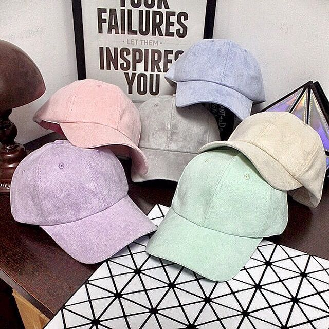 Suede Caps by NAVEM (SOON!)