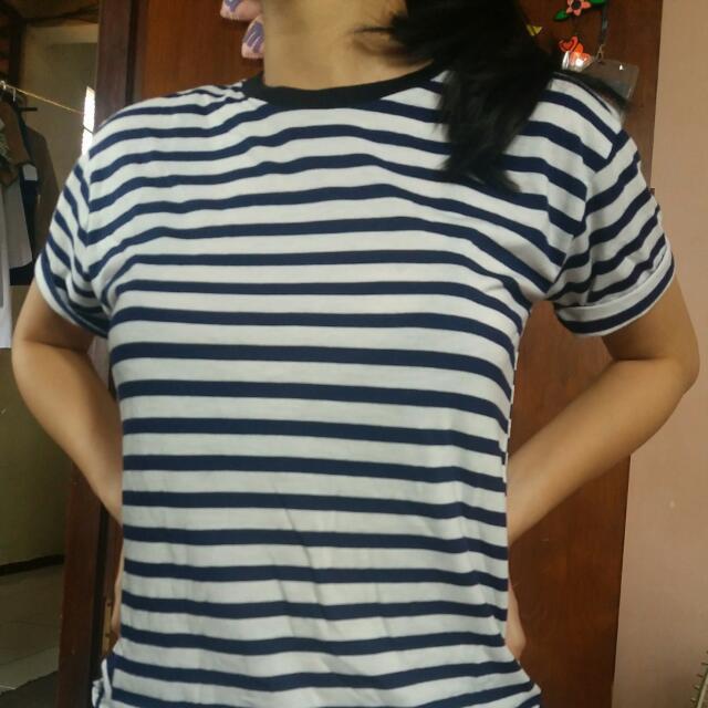 THANKSINSOMNIA Stripes Shirt