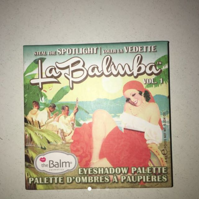 The Balm - Labalma Eyeshadow