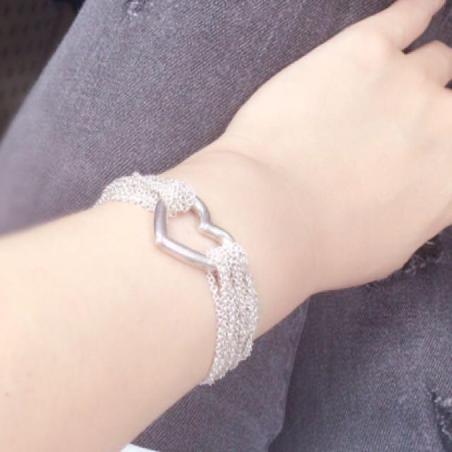 Tiffany 銀手鍊