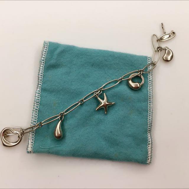 Tiffany 銀鍊