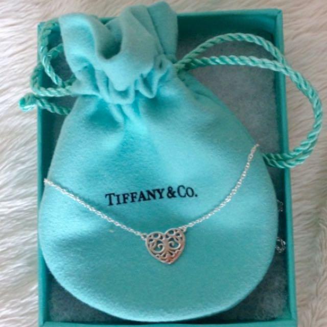 Tiffany&Co Enchant Heart Pendant for $200!! (reg$235)
