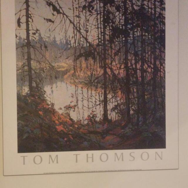 Tom Thomson/Group Of Seven Collection