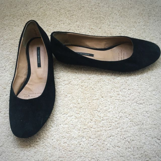 Tony Bianco Flats Size 36