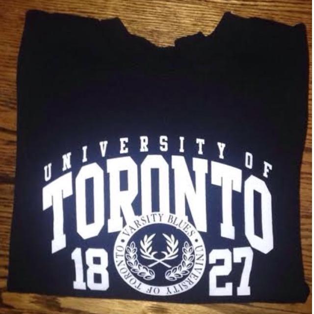 University of Toronto Crew Neck
