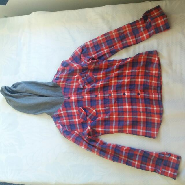 Vans Checkered Shirt