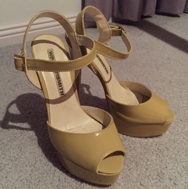 Windsor Smith Strap Heels