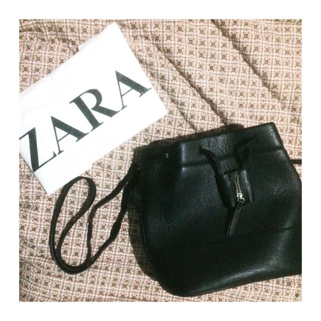 Zara Woman Bucket Bag. Original 100%