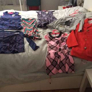 Tommy Hilfiger, Justice, Old Navy Clothing For Girls