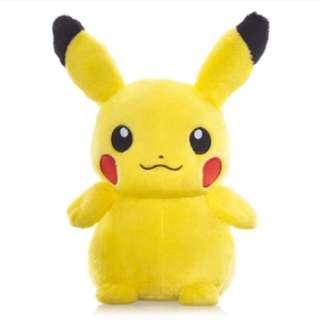 POKEMON Pikachu Plush By Changi
