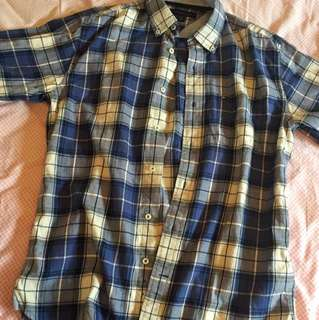 TH Blue Flannel