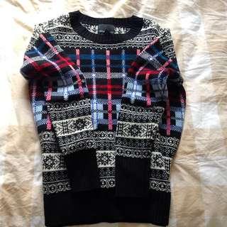 Winter Sweater - Wool
