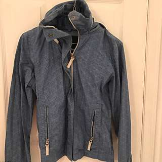Bench Blue Jacket