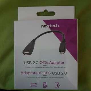 Nextech  USB 2.0 OTG Adapter