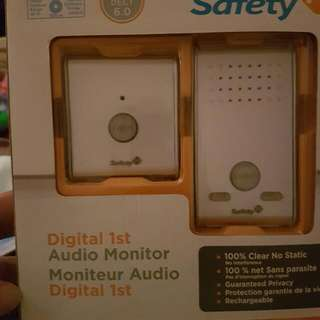 Safty 1st HD Audio Monitor Sells For $87 On Amazon