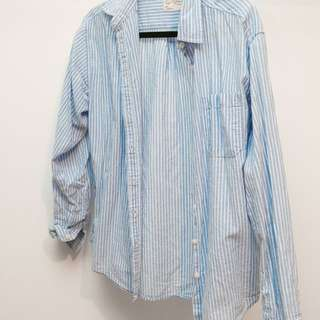 American Eagle Boyfriend shirt