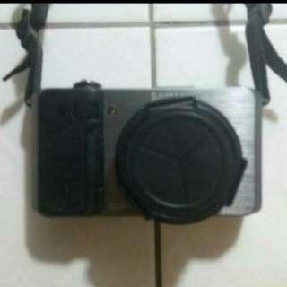 Samsung  Ex1 類單眼 翻轉 自拍 相機