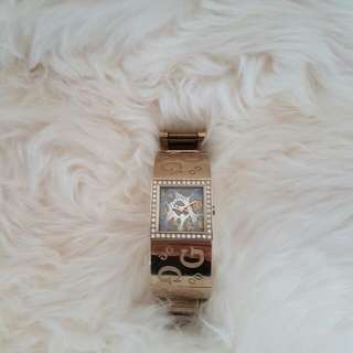 Guess Women Gold Watch