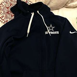 Nike Cowboys Authentic Sweater
