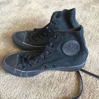 REAL converse shoes