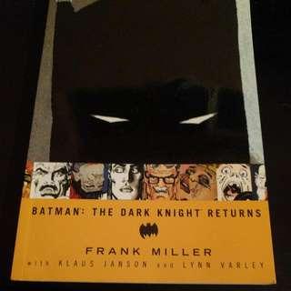 Frank Miller's Batman: The Dark Knight Returns