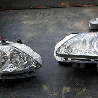日產G37S大燈一組