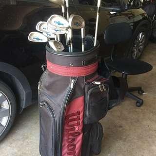 Wilson Ladies Right Handed Golf Set (Full Set)