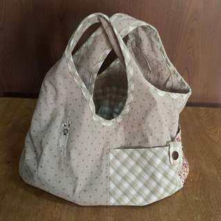HAND BAG (ROUND SHAPE)