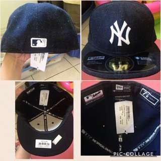 NY Cap New York Yankees 100% Original With Tag Price From Dubai