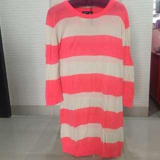Mango long sweater size S