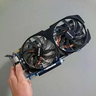 Gigabyte Geforce GTX 660Ti powered by Nvidia