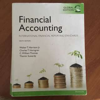 Financial Accounting 9th Edition Pearson