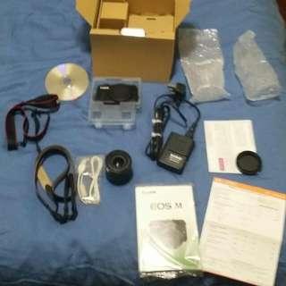 Canon kit set