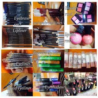 Make up new Clearance stock price