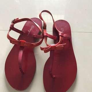 Ferragamo Strap Sandals