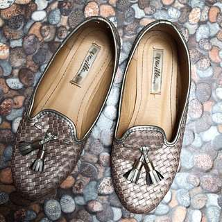 Indigo Loafers By Vanilla Shoes Id