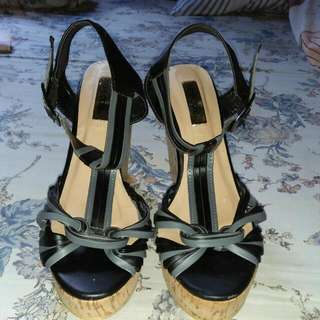 REPRICE !!! Wedges Marie Claire 50K