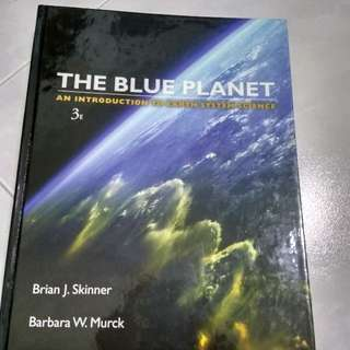 ES8005 The Blue Planet 3rd Edition