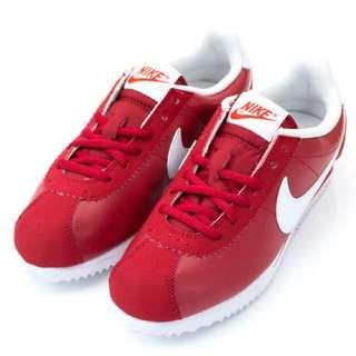 🚚 Nike 阿甘鞋 紅 24.5cm