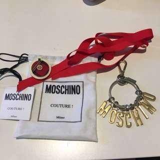 Moschino Key Chain