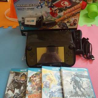 Wii U BUNDLE SET