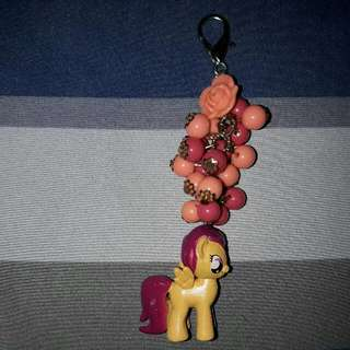 Gantungan Tas Little Pony Bagcharm