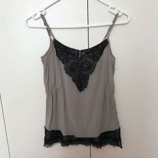 Alice In The Eve Top Size 6