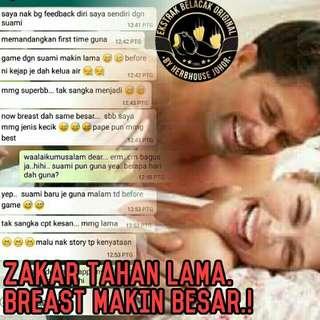 Massage Oil Belacak For Firming And Ejaculation