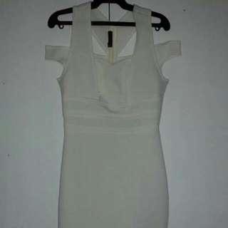 #Repriced: Karimadon White Dress