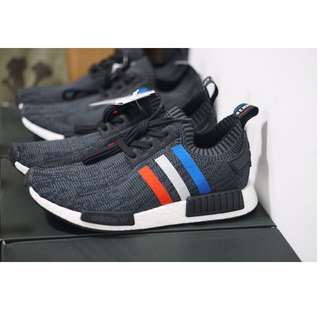 NMD Tricolor UK9