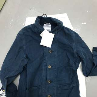 Visvim Artifact Coverall DMGD Flannel