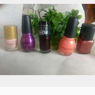 Nail Polished * choose One
